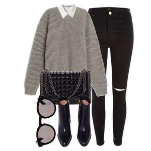 ALLSAINTS• oversized jumper